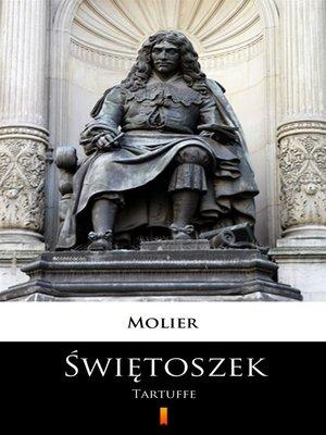 cover image of Świętoszek. Tartuffe