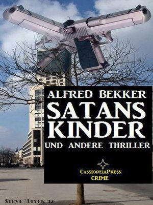 cover image of SATANS KINDER und andere Thriller