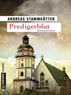cover image of Predigerblut
