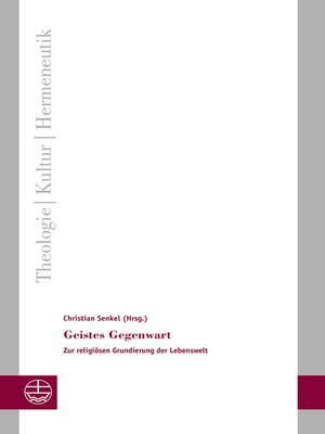 cover image of Geistes Gegenwart