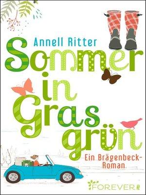 cover image of Sommer in Grasgrün