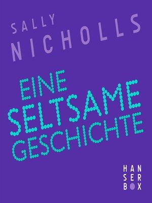 cover image of Eine seltsame Geschichte