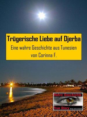 cover image of Trügerische Liebe auf Djerba