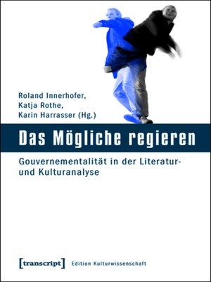 cover image of Das Mögliche regieren