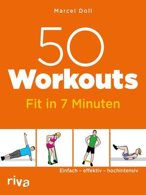 cover image of 50 Workouts – Fit in 7 Minuten