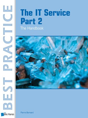 cover image of The IT Service Part 2 – the Handbook