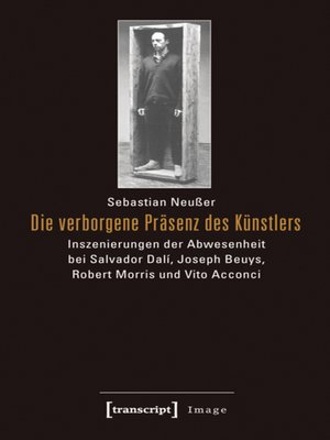 cover image of Die verborgene Präsenz des Künstlers