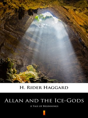 cover image of Allan and the Ice-Gods