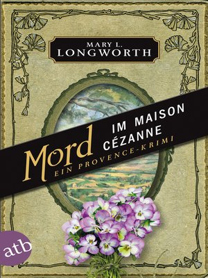cover image of Mord im Maison Cézanne