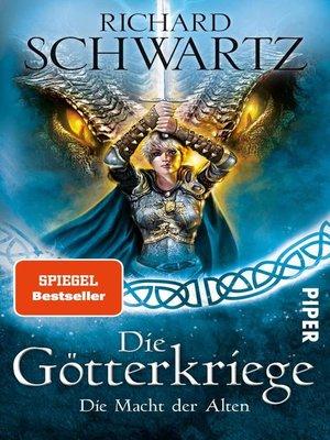 cover image of Die Macht der Alten