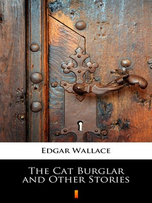 cover image of The Cat Burglar and Other Stories