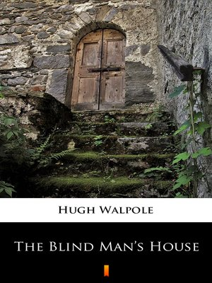 cover image of The Blind Man's House