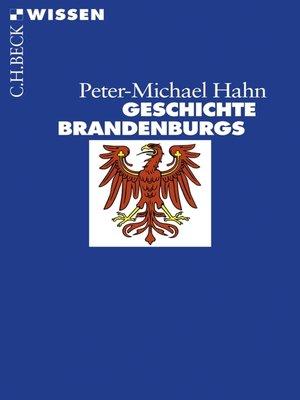 cover image of Geschichte Brandenburgs
