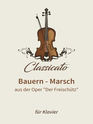 cover image of Bauern--Marsch