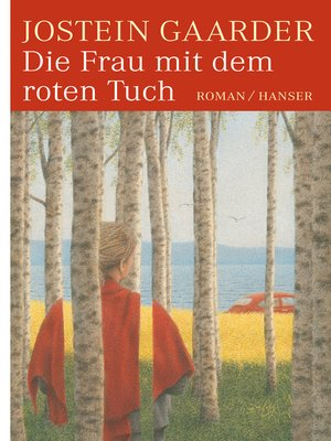 cover image of Die Frau mit dem roten Tuch