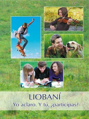 cover image of Liobaní (III)