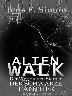 cover image of Der Schwarze Panther (ALienWalk 20)