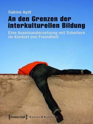 cover image of An den Grenzen der interkulturellen Bildung