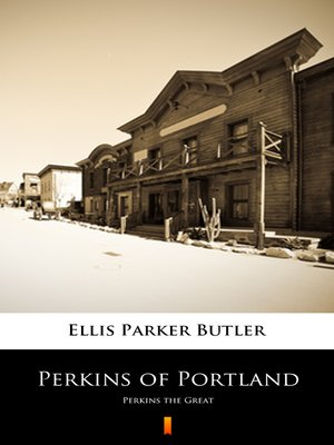 cover image of Perkins of Portland