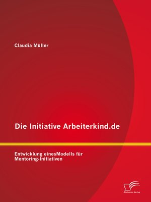cover image of Die Initiative Arbeiterkind.de