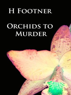 cover image of Orchids to Murder