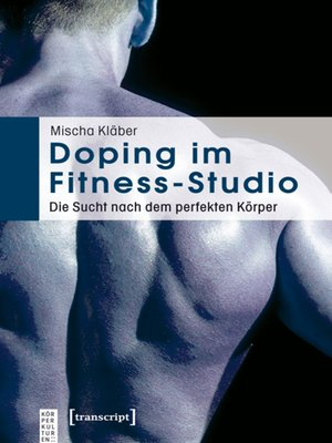 cover image of Doping im Fitness-Studio