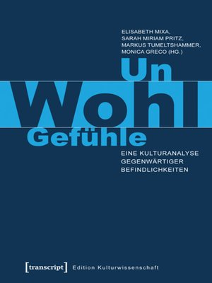 cover image of Un-Wohl-Gefühle