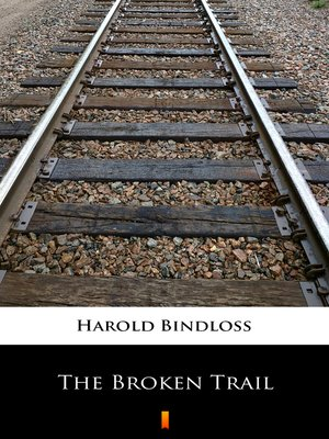 cover image of The Broken Trail