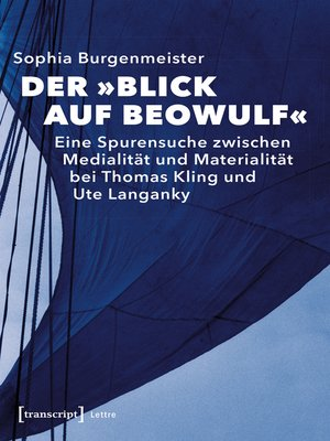 cover image of Der »Blick auf Beowulf«