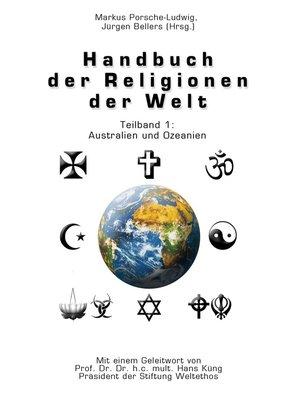 cover image of Handbuch der Religionen der Welt / Teilband 1