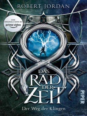 cover image of Das Rad der Zeit 8. Das Original
