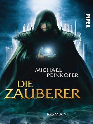 cover image of Serie Die Zauberer, Buch 1
