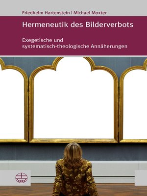 cover image of Hermeneutik des Bilderverbots