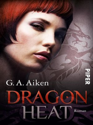 cover image of Dragon Heat