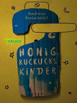 cover image of Honigkuckuckskinder