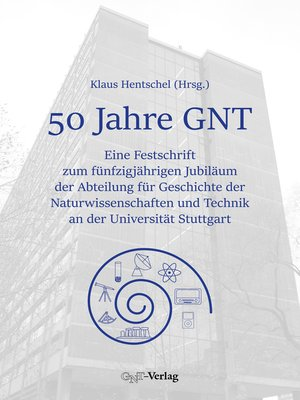 cover image of 50 Jahre GNT