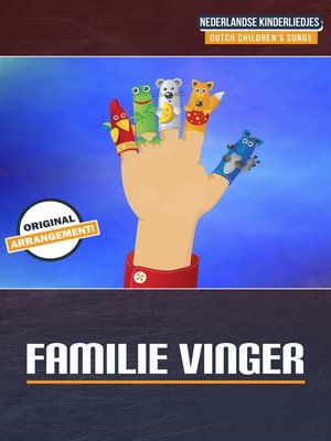 cover image of Familie Vinger