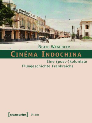 cover image of Cinéma Indochina
