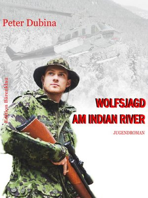 cover image of Wolfsjagd am Indian River