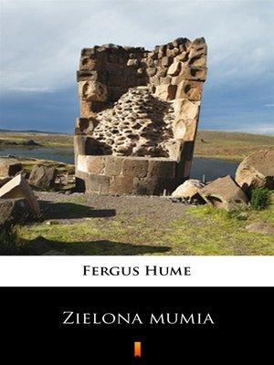 cover image of Zielona mumia