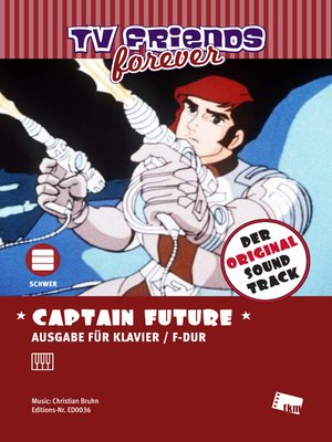 cover image of Captain Future