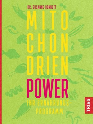cover image of Mitochondrien-Power