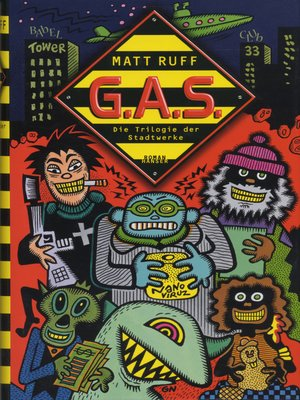 cover image of G.A.S.