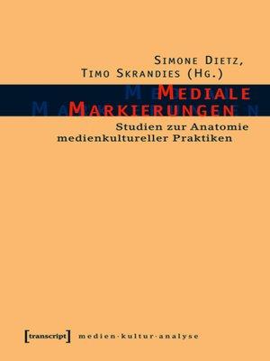 cover image of Mediale Markierungen