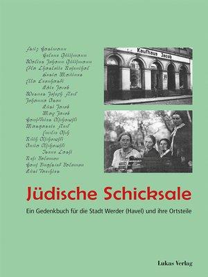 cover image of Jüdische Schicksale