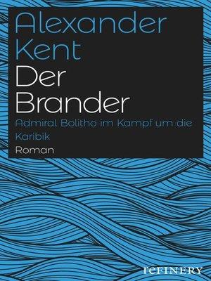 cover image of Der Brander