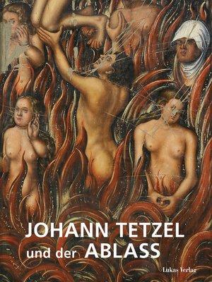 cover image of Johann Tetzel und der Ablass