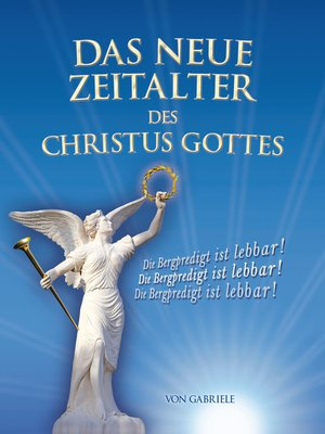 cover image of Das Neue Zeitalter des Christus Gottes