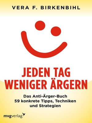 cover image of Jeden Tag weniger ärgern!
