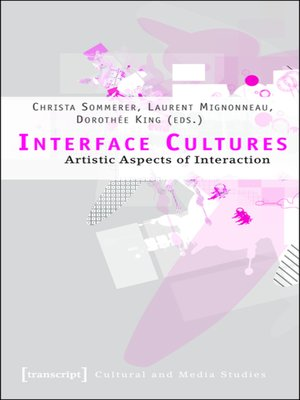cover image of Interface Cultures